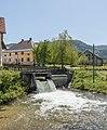 Ebenthal Oremusstraße Ehart-Mühle vulgo Ambrusch Glanfurt-Wehr 30042016 1806.jpg