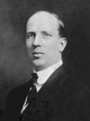 Edgar Wingard - Wingard pictured in The Prism 1912, Maine yearbook