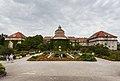 Edificio principal, Jardín Botánico, Múnich, Alemania, 2013-09-08, DD 02.JPG