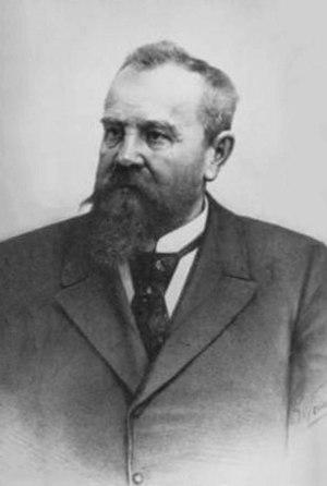 Eduard von Hofmann - Eduard von Hofmann, ca. 1875