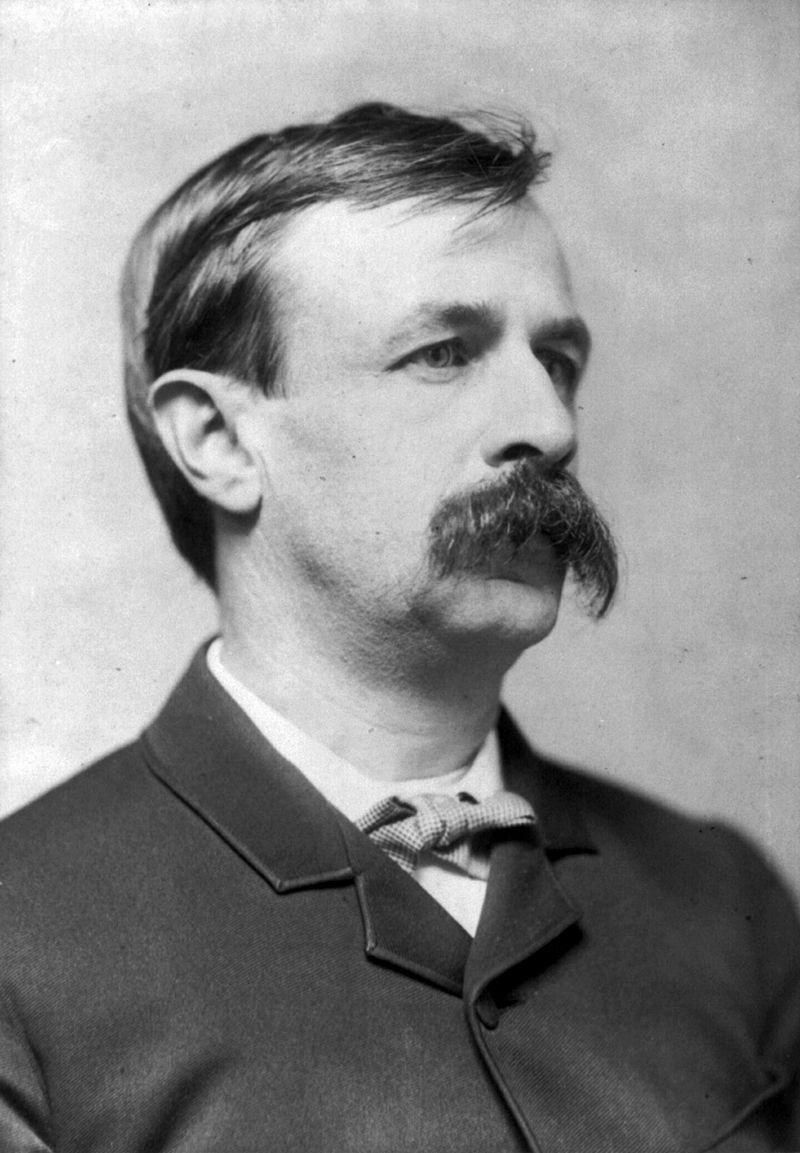 Edward Bellamy, circa 1889