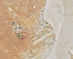 Edwards Air Force Base, California – satellite image.jpg
