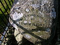 Edwin R Rose inscription.JPG