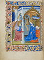 Egerton hours - Annonciation - Eg1070 f15v.jpg