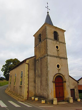 Église Sainte-Catherine.