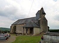 Eglise de Bassillon-Vauzé.JPG