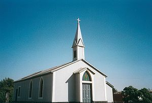 Walvis Bay - Walvis Bay Church