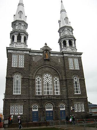 Saint-Tite, Quebec - Image: Eglise st tite