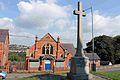 Eglwys Dewi Sant, St David's Church, Froncysyllte, Wrexham, Cymru, Wales 23.JPG