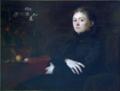 Eilif Peterssen - Portrait of the Painter Harriet Backer - Malerinnen Harriet Backer - Nasjonalmuseet - NG.M.00824.png