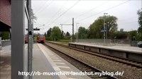 File:Einfahrt in Langenbach der RB nach Landshut.webm