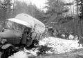 Eingesunkener Lastwagen als Zugmaschine - CH-BAR - 3241026.tif