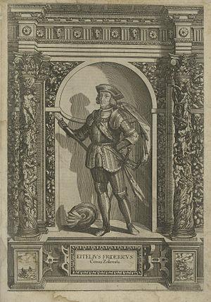 Eitel Friedrich IV, Count of Hohenzollern - Eitel Friedrich IV