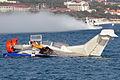 "Ekranoplane""Ivolga"" and plane launch Be-200.Black sea.Gelendzhik. (4993003154).jpg"