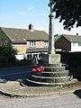Elham war memorial - geograph.org.uk - 843014.jpg