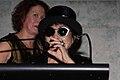 Elizabeth Macgregor and Yoko Ono 2013.jpg