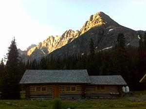 Elizabeth Parker hut - Image: Elizabeth Parker hut