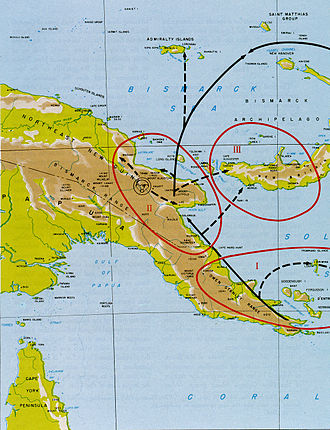 Admiralty Islands campaign - Image: Elkton Plan
