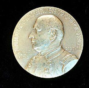 Ellsworth P. Bertholf - Bertholf Congressional Gold Medal