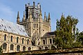 Ely Cathedral-Octagon From South West.jpg