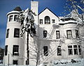 Embassy of Morocco - Blizzard of 2010.JPG