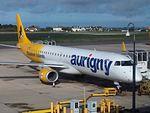 Embraer 195 at Guernsey Airport.jpg