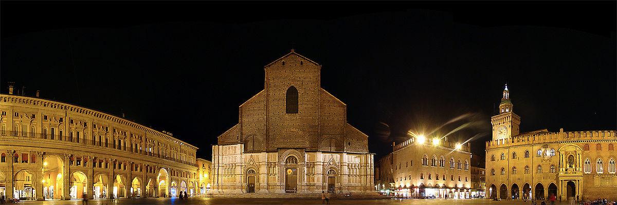 Piazza Maggiore - Wikipedia, la enciclopedia libre