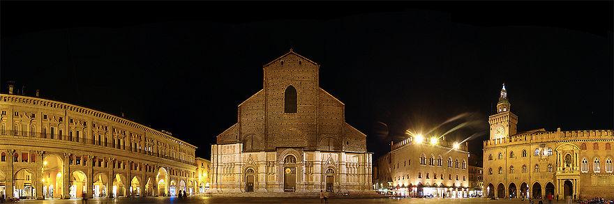 Resultado de imagen de piazza maggiore