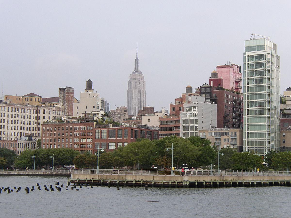 Hudson River Park Wikipedia
