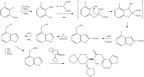Enadoline synthesis.png