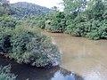 Encontro de rios na fronteira Brasil-Argentina em São Miguel do Oeste-SC - panoramio.jpg