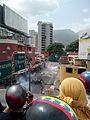 Enfrentamiento en Bello Monte Venezuela 2017.jpg
