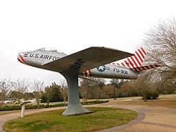 England AFB Park F-86