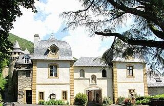 Bonneval Abbey (Aveyron) abbey located in Aveyron, in France