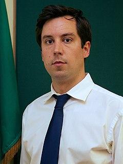Eoghan Murphy Former Irish politician