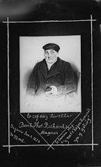 Er cof am y diweddar Barch Thomas Richards, Abergwaen ..