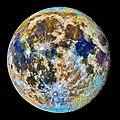 Erdtrabant Mond Darstellung seiner Oberflächenstrukturen.jpg
