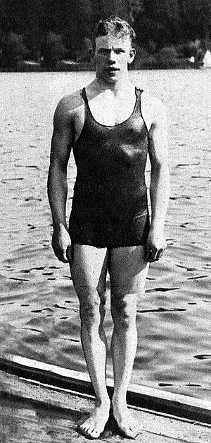 Erik Adlerz - Erik Adlerz at the 1920 Olympics