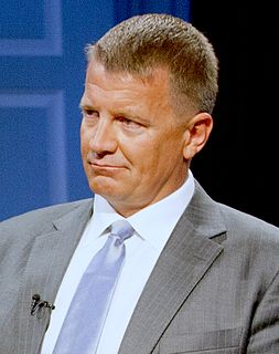 Erik Prince American businessman and former Navy SEAL (born 1969)