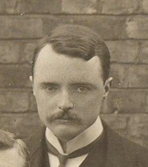 Ernest Kennaway - Image: Ernest L Kennaway 1907
