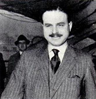 Ernest Simpson - Capt. Ernest Simpson in 1937