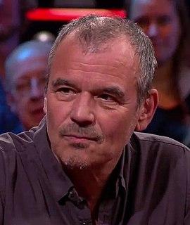 Ernst Jansz Dutch writer and musician