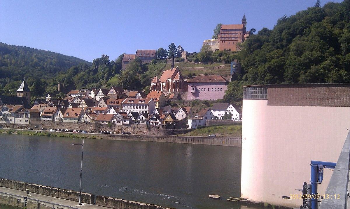 Lady Hirschhorn (Neckar)