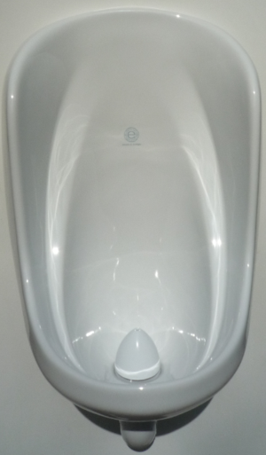 English: Waterless urinal - Espace Ecologie Fr...