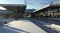 Espoo city train station.jpg