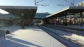 Espoo city train station.jpg