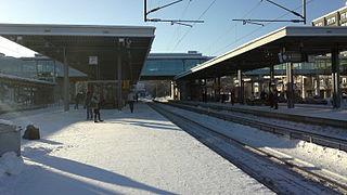 Espoo railway station