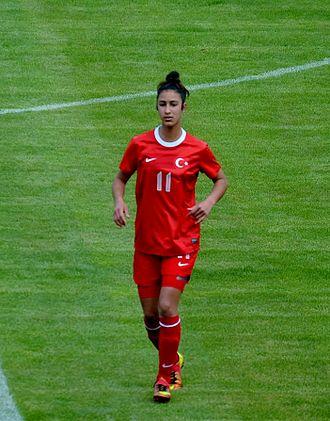 Esra Manya - Esra Manya for Turkey girls' U-17