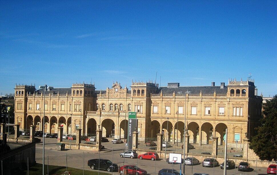 Estación de ferrocarril de Zamora