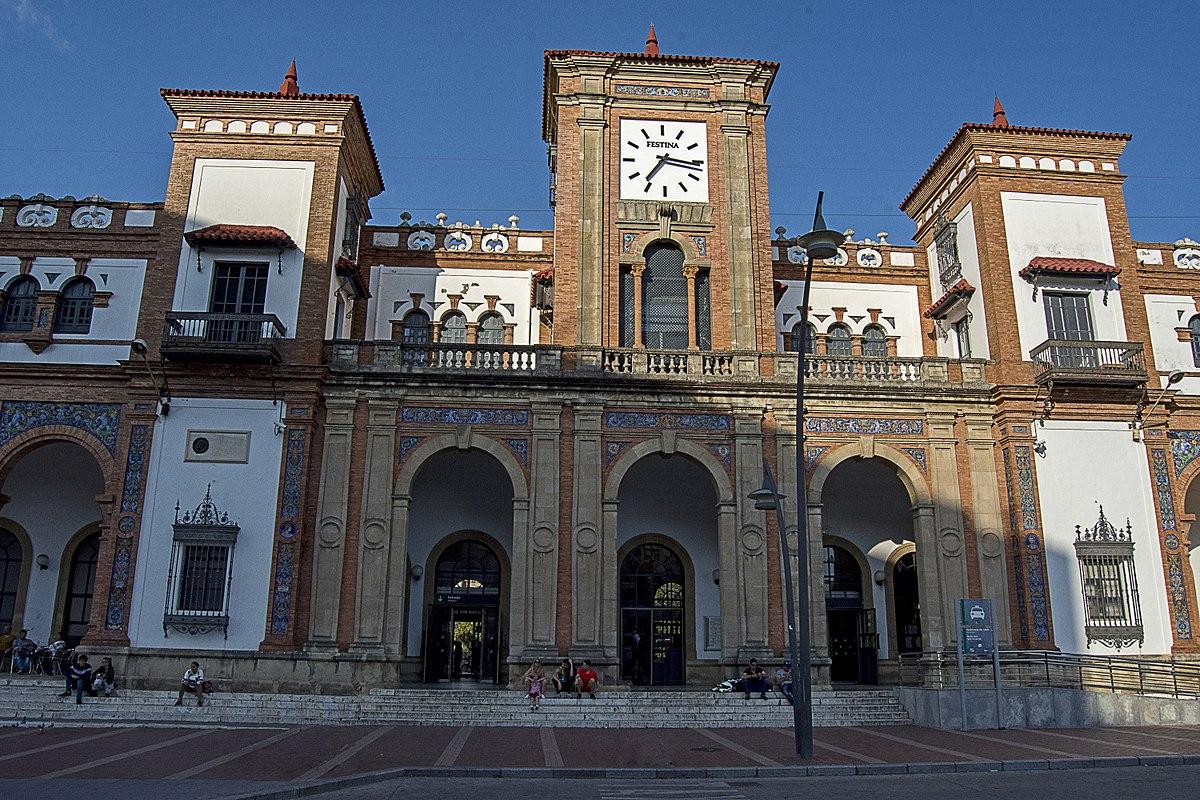 Estación de Jerez de la Frontera - Wikipedia, la